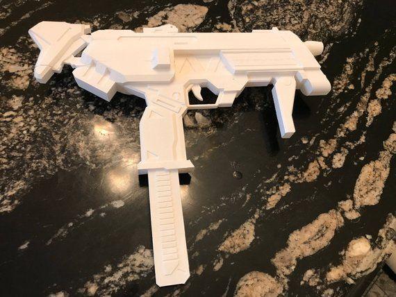 3D печать бутафории для Cosplay