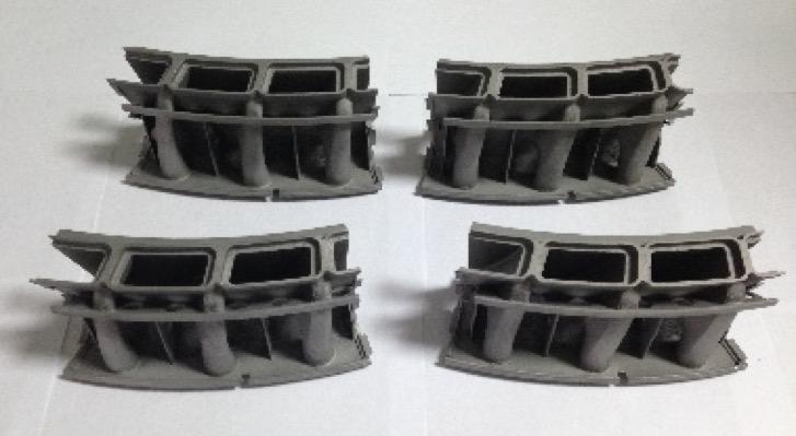 Печать металлом по технология SLM
