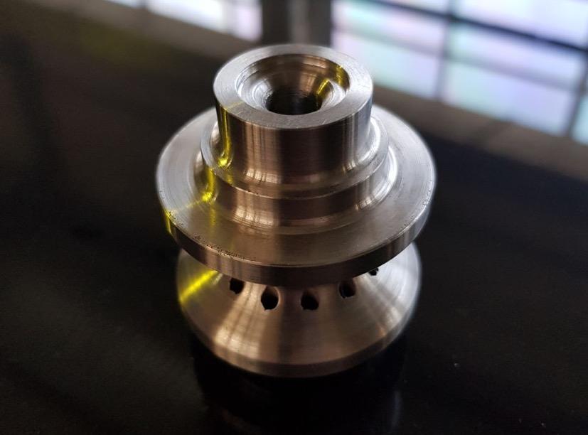 Печать металлических изделий по технологии SLM