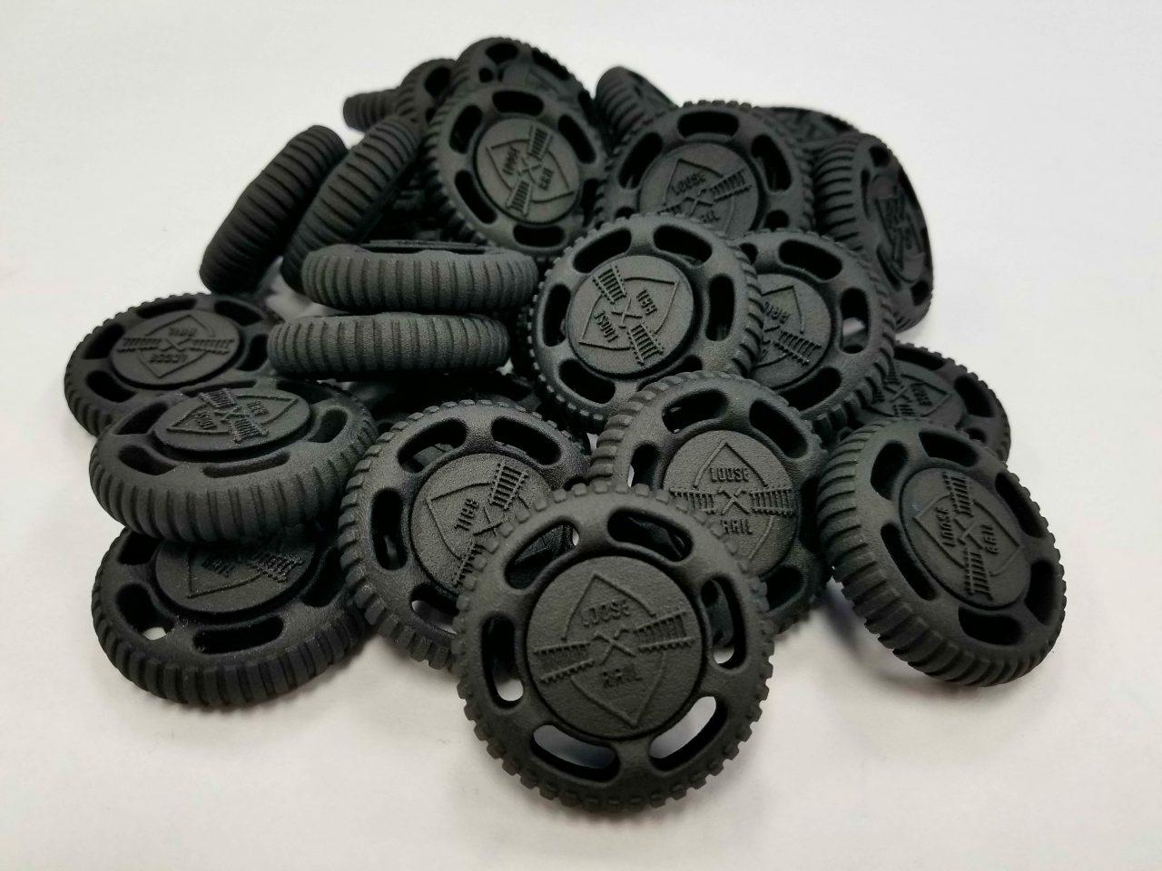 Печать прототипов из резины - технология SLA