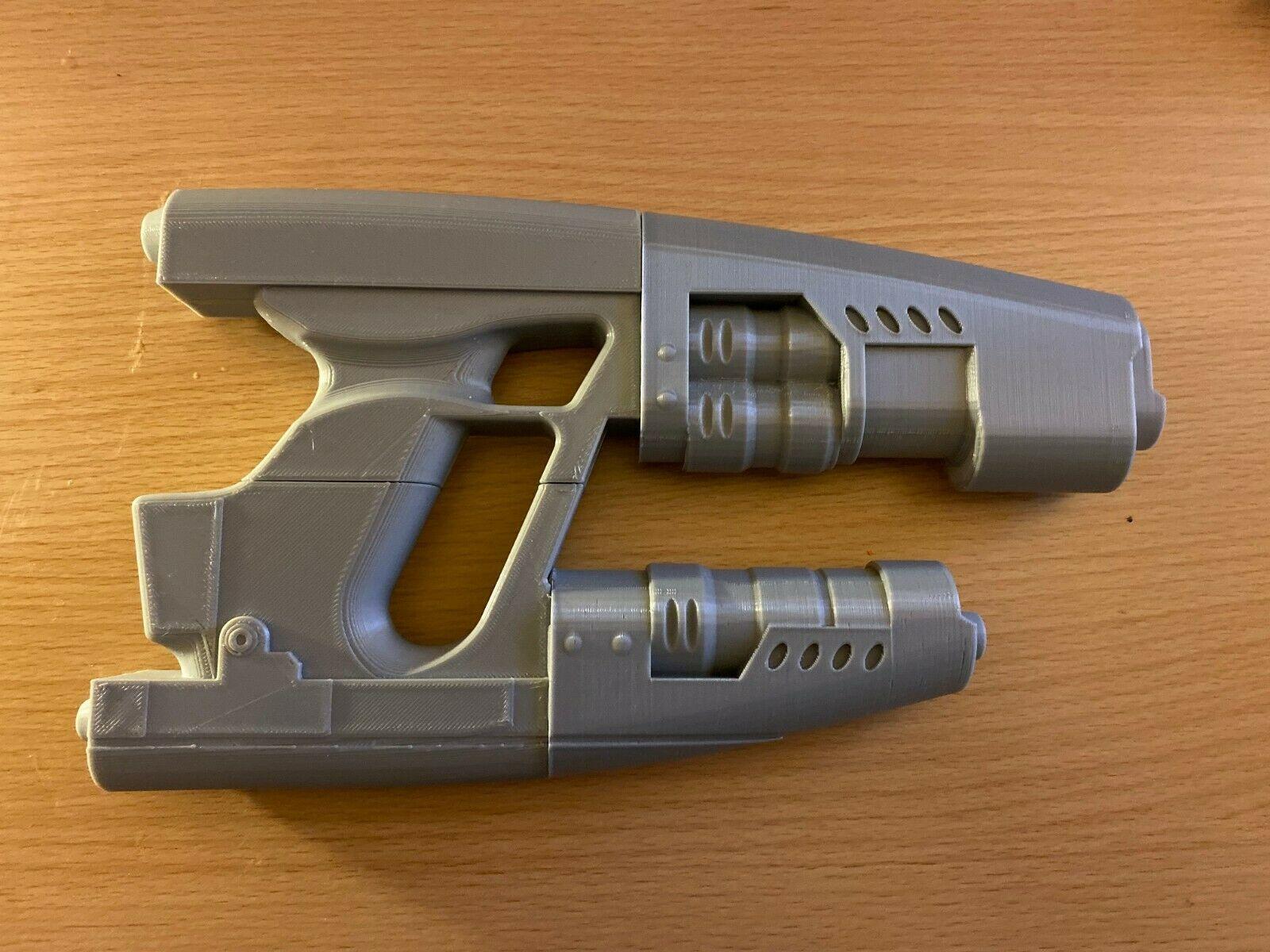 Реквизит, напечатанный на 3D принтере для косплея