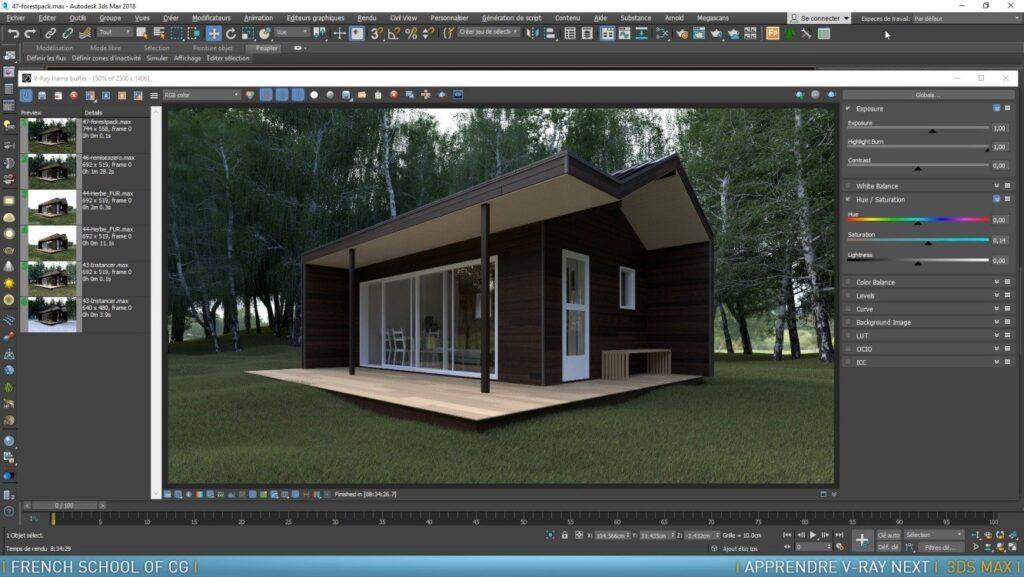 Программа Autodesk 3ds Max для 3д моделирования